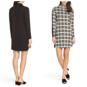 French Connection Lula Plaid Dress